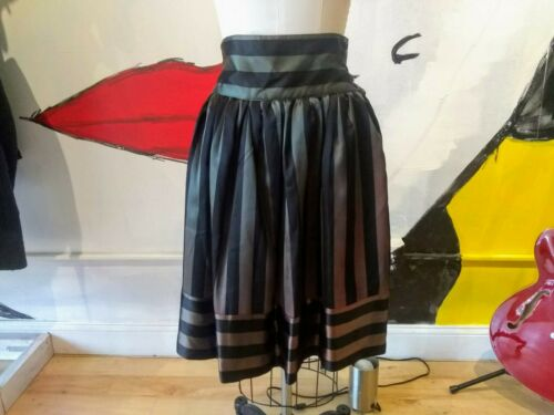 VINTAGE 1980s WILLI SMITH WILLIWEAR STRIPED KNEE-L