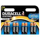 Duracell Ultra Power Mx1500 Battery Alkaline 1.5v AA Ref 81235497 PK 8
