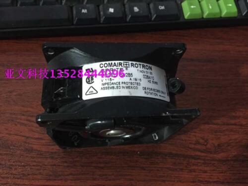 ORIGIANL COMAIR SU2B5  028410 AC115V 80*80*38MM  cooling fan 5 month warranty