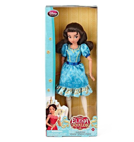 New  Isabel Princess Doll  DISNEY Elena of Avalor Figure Articulated Jointed