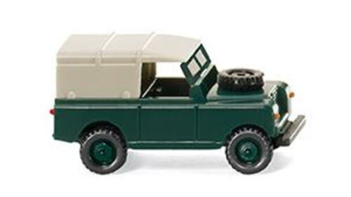 Land Rover blaugrün 1958 Wiking 092302 Spur N 1:160 Modellauto Automodell