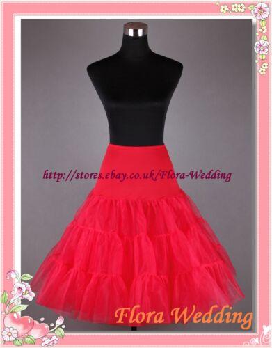 """26/"""" Rock n Roll Net Skirt//50s Vintage Petticoat//Retro Underskirt//Fancy Tutu,S-XL"""