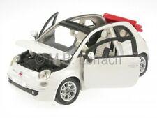 Fiat 500 Abarth 1:43 Modellauto Sammlermodell Bburago 6002350538