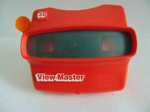 Original-View-Master-3D-Viewer-Red-Classic-Viewmaster-Toy-Slide-Viewer