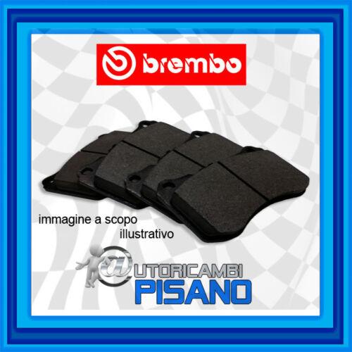 P06090 4 PASTIGLIE FRENO POSTERIORE BREMBO MINI MINI F56