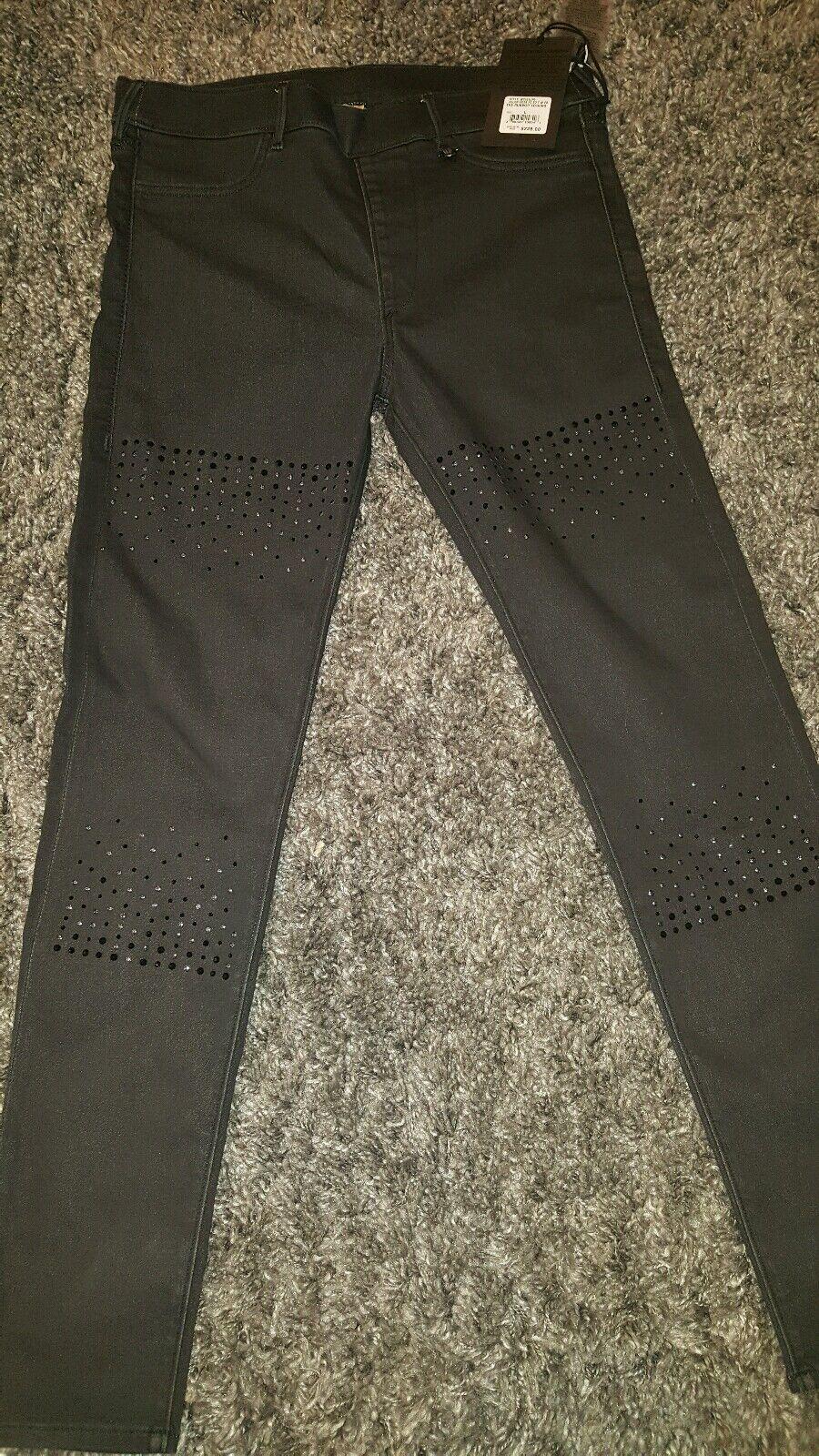 WOMEN TRUE jeans leggings size xs NWT
