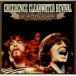 CREEDENCE-CLEARWATER-REVIVAL-Chronicle-CD-NEW-Very-Best-Of-Greatest-Hits