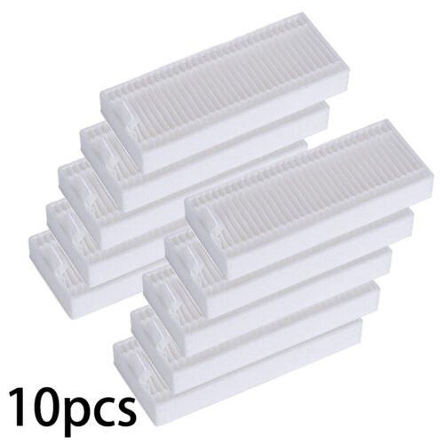 10 Pcs Filters Replacement For Coredy R300 Robot Vacuum Cleaner Accessories Tool