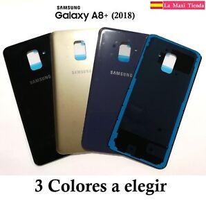Tapa-Trasera-Bateria-para-Samsung-Galaxy-A8-Plus-2018-Adhesivo-Incluido-A730F