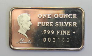Swiss-22-National-Bank-of-Bloomington-Illinois-Silver-999-1-Troy-Ounce-Artbar