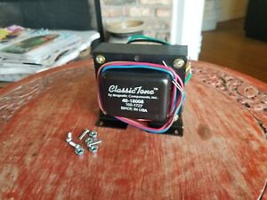 Details about Guitar Amplifier Classic Tone Output Transformer for  40/50/60W amp build