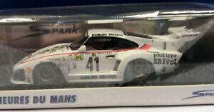 935 Turbo 1979 Porsche Rare Vainqueur 41 Wow Extrêmement Resin 24h Lemans tFwRXZ