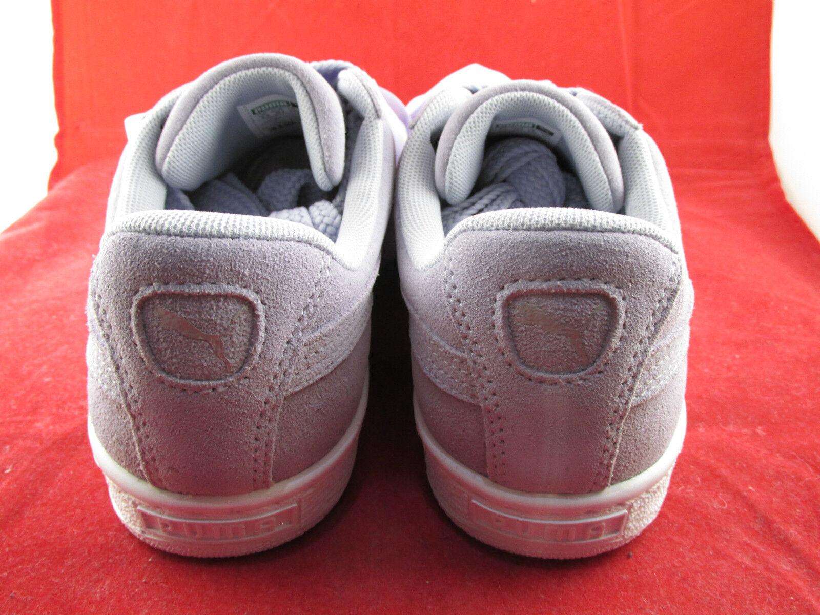 Puma Basket Heart Suede Jr Halogen Blau Lilac 3 365009-06 4 5 6 SportsLocker 365009-06 3 53220a