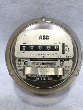 Power Meter ABB Single-Stator Watthour Meter ELSTER Electric Meter