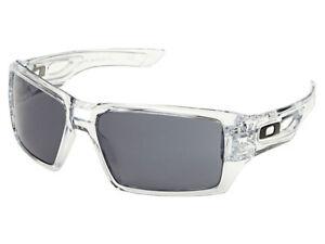 Oakley-Eyepatch-2-Sunglasses-OO9136-24-Polished-Clear-Grey