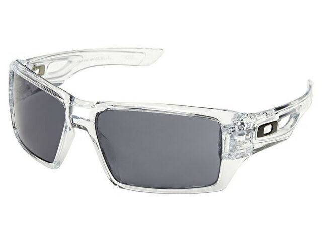 c9b02c403f0 Oakley Eyepatch 2 Sunglasses Polished Clear grey Retails for sale ...