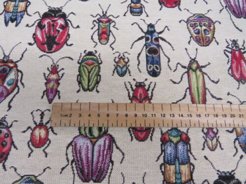 /'Animal Tapestry/' Designer Fabric Ideal For Upholstery Curtains Cushions Throws