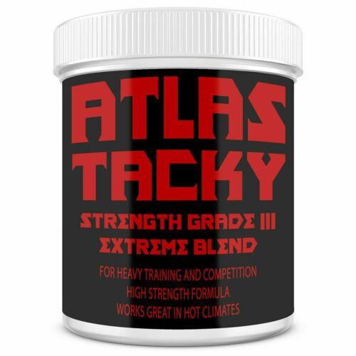 CERBERUS Strength Atlas Tacky Grade III Extreme Blend