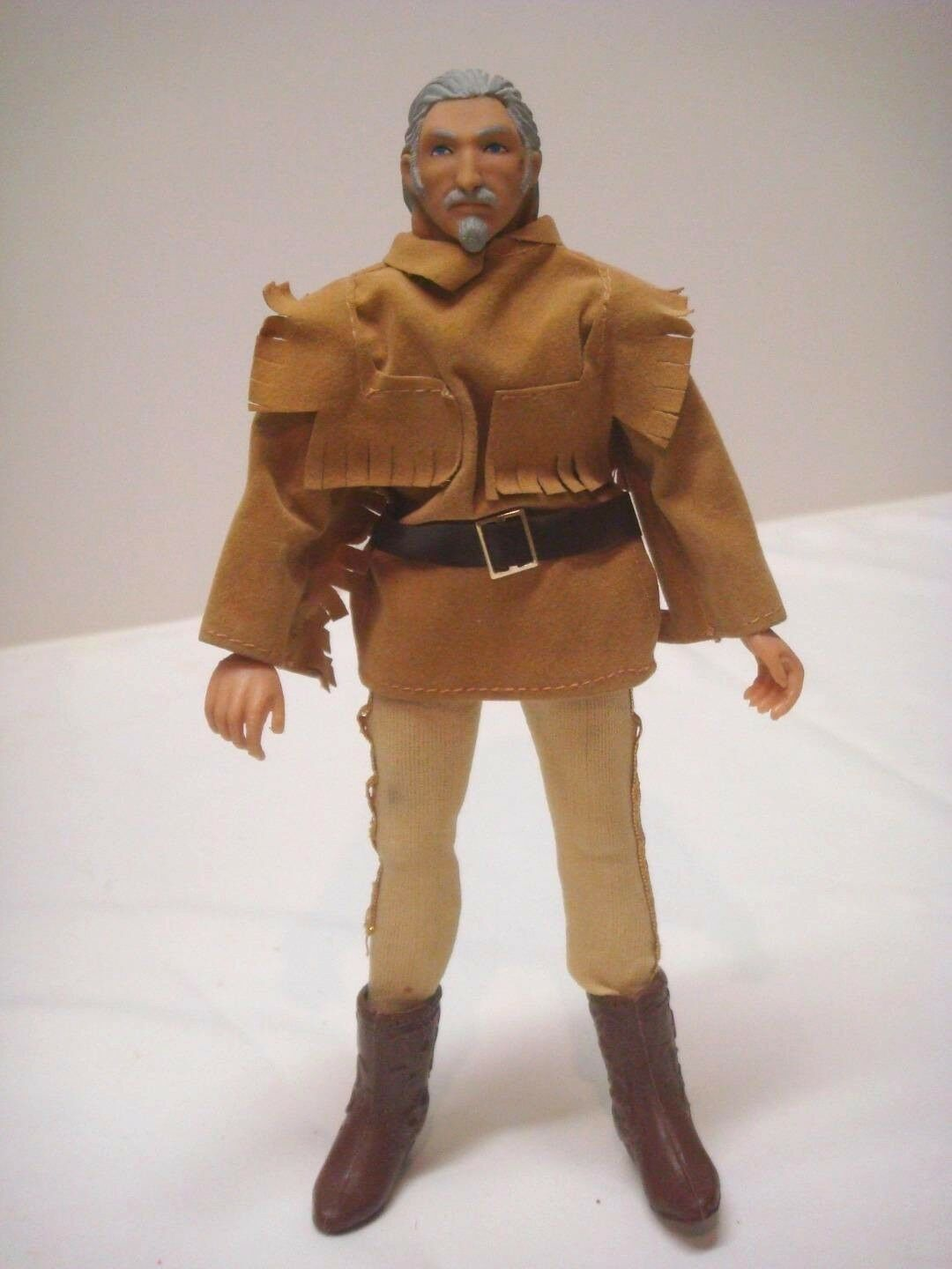 ALL ORIGINAL Mego American West BUFFALO BILL Type 1 T1 8  Action Figure
