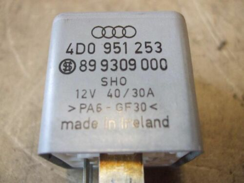 Relais 372 Kraftstoffpumpenrelais Audi A6 4B VW Passat 3B 3BG 4D0951253