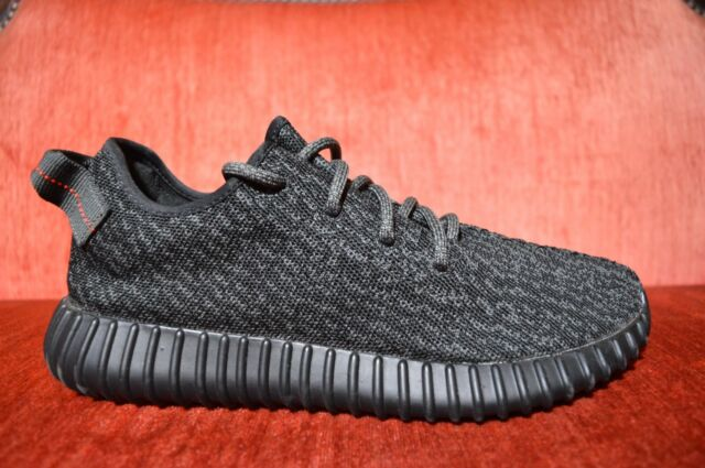 newest 79034 ceca3 2016 Adidas Yeezy boost 350 Pirate Black 2016 size 8.5 BB5350 CLEAN