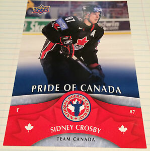 Sidney-Crosby-2013-UD-National-Hockey-Card-Day-Pride-of-Canada-Jumbo-Card-5x7