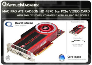 Apple-Mac-Pro-ATI-Radeon-HD4870-1GB-DVI-PCIe-PCI-Express-Video-Graphics-Card
