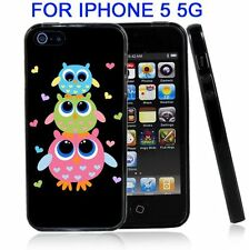 3 Owls for Iphone5 5G Case Cover