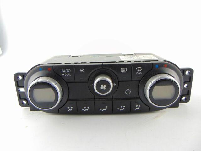 ⭐ Calentador Controls Renault Koleos 27500 JY58C ⭐ / 100% Correcta / Garantía ⭐