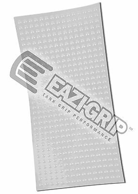 Eazi-Grip™ EVO Motorcycle Tank Grips Yamaha FZ6 Fazer 2004-2009 Clear Black