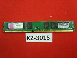 Kingston 2GB KFJ5731/2G 8500U Non-Ecc 1066 Low Profile Desktop #KZ-3015