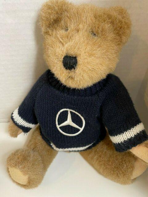Genuine Mercedes Benz Teddy bear Laureus Beige B66953210 New