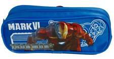 Marvel Iron Man School Pencil Case - NEW