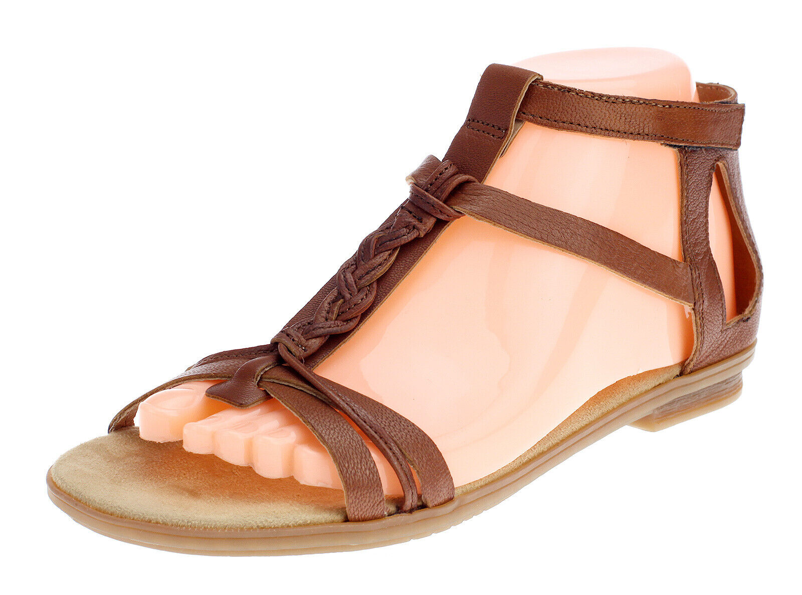 Rieker Seali Donna Rouomoi Seali Casual Gladiator Seali Piatto 64225-24