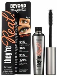 5g Beyond Real Black Benefit They're Uk Full 8 Mascara Zize WH2YED9I