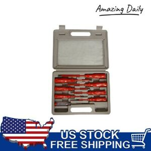 8pc-Insulated-Electricians-Screwdriver-and-Mains-Tester-Set-NEW-Case