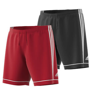 Interpretación Perplejo muestra  Adidas Squadra 17 Niños Pantalones Cortos Climalite Entrenamiento Fútbol  Nuevo | eBay