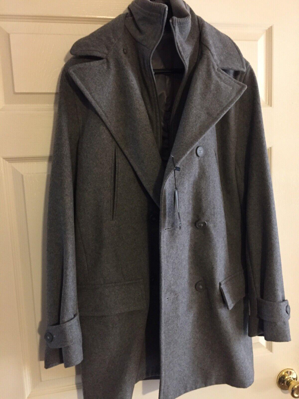 JF Designer Coat Men Size S (fits medium)