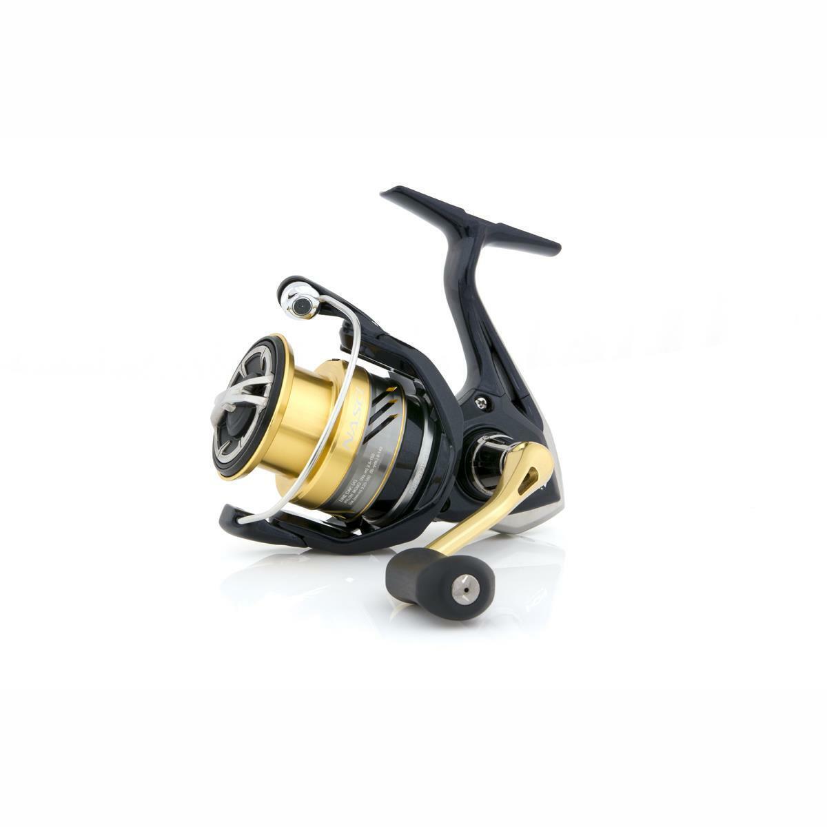 Shimano Nasci 5000 Fb Xg   Carrete para Caña de Pescar