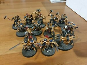 Stormcast-Eternals-Warhammer-AoS-Painted-Lot-WYSIWYG