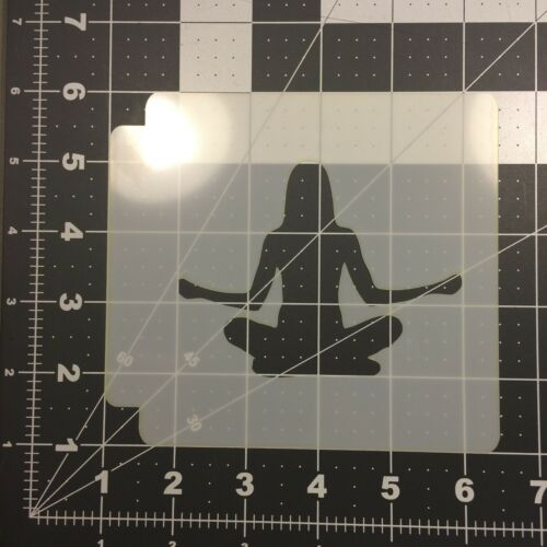 Yoga 102 Stencil
