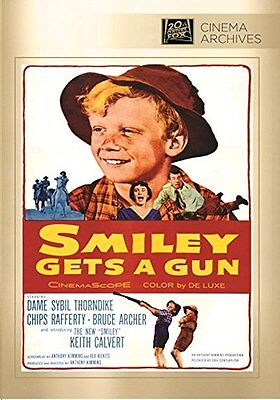 Smiley Gets a Gun DVD (1958) - Sybil Thorndike, Chips Rafferty, Anthony Kimmins