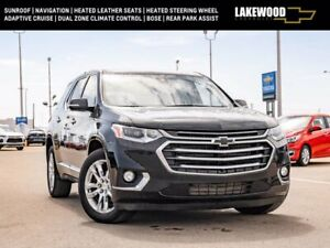2018 Chevrolet Traverse High Country 7-Passenger AWD