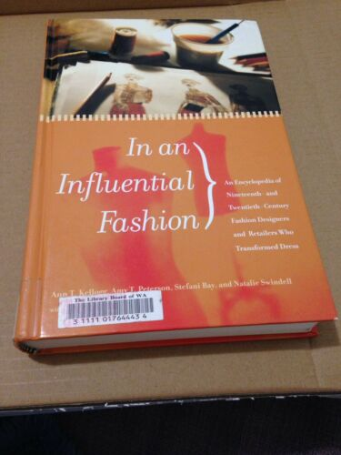 1 of 1 - IN AN INFLUENTIAL FASHION 19th and 20th century FASHION Designers & Retailers