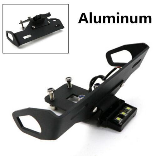 For Kawasaki Z1000 Z1000SX Rear Tail License Plate Fender Eliminator W//LED Light