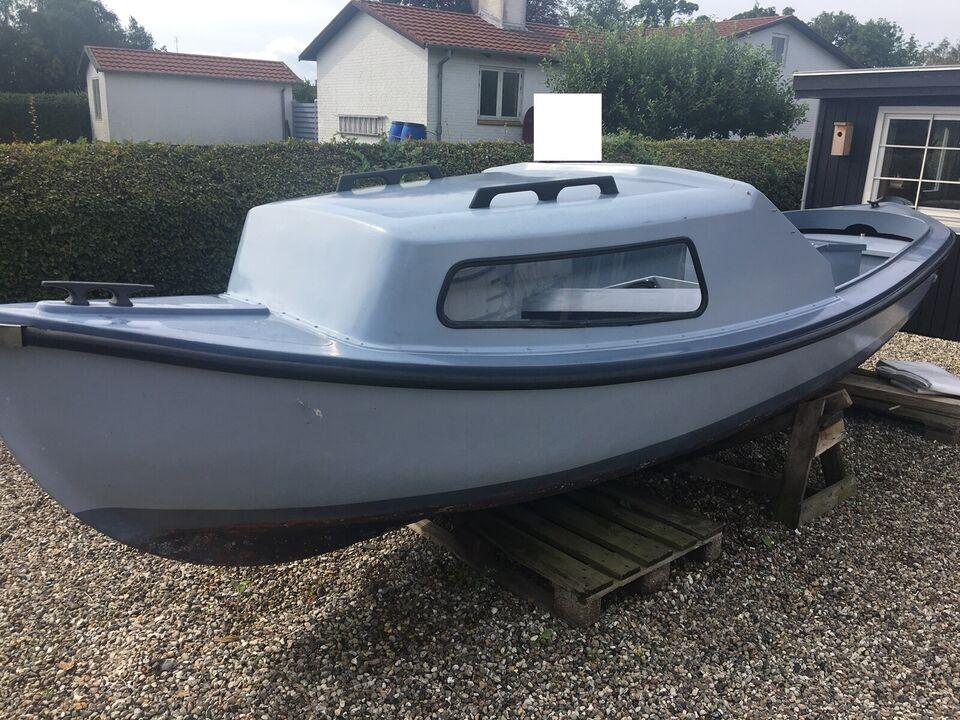 Føns Jolle, Motorbåd, 17 fod