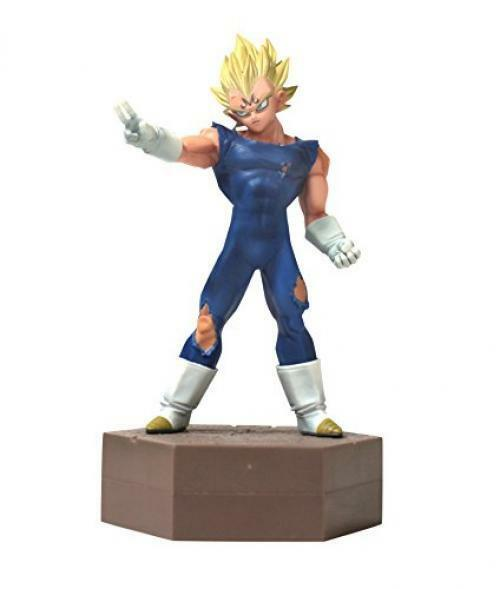 BANPRESTO Dragon Ball Kai DXF Fighting Vegeta Combination