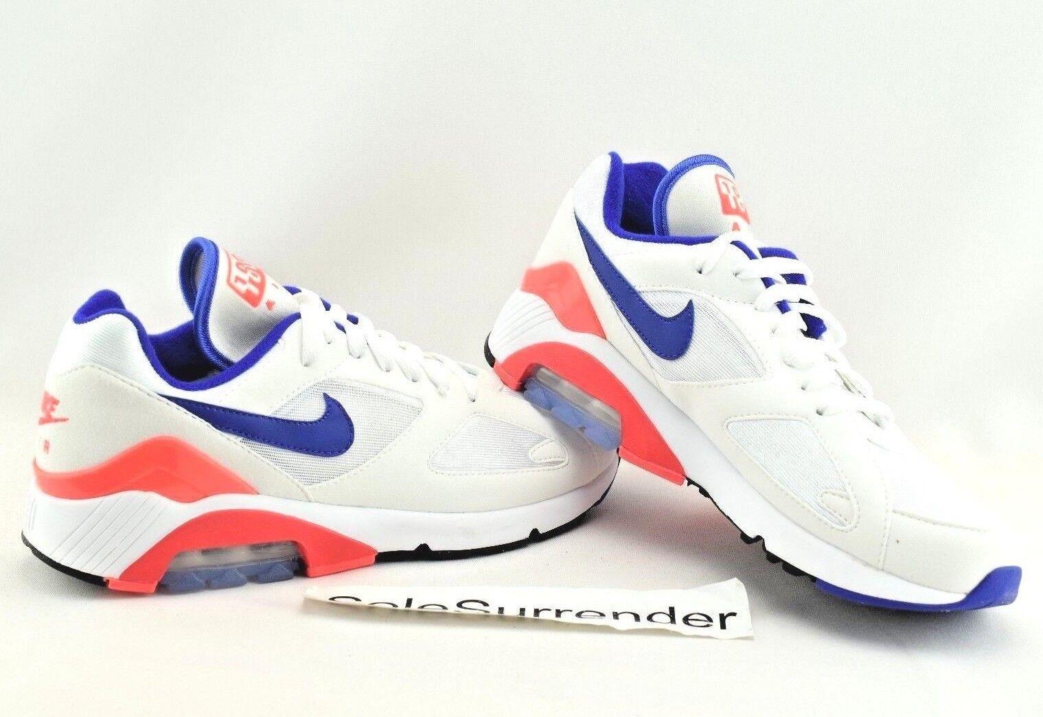 Nike air max. 180 - wählen wählen wählen sie größe - 615287-100 ultramarin - blau - rot. ad0533