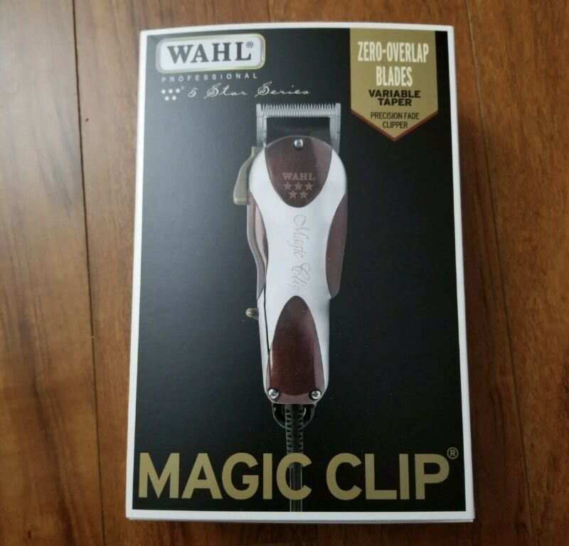 WAHL Professional 5 STAR Series Magic Clip Corded Clipper #8451