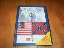 THE CIVIL WAR Story of the ARTILLERY Cannon Guns HISTORY CHANNEL Club DVD NEW